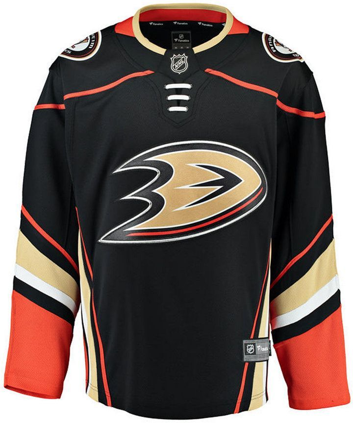 Fanatics Men Anaheim Ducks Breakaway Jersey