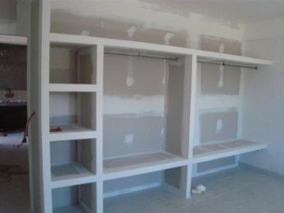 Cabina Armadio Cartongesso Jobs : Closet tablaroca deco cartongesso cabina armadio