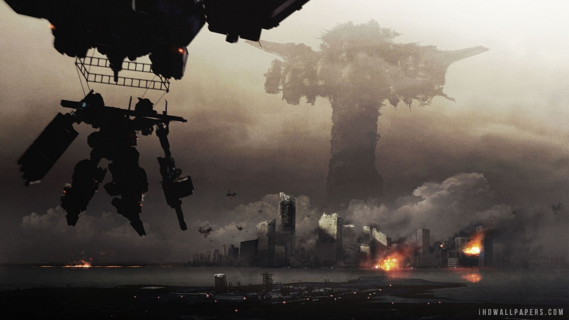 Armored Core Wallpaper Armored Core New Wallpaper Hd Scene Design