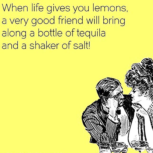 Salt & Tequila