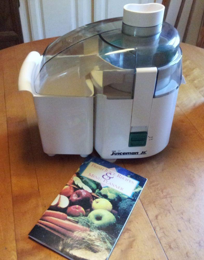 Juiceman Jr Automatic Juice Extractor