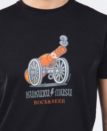 Camiseta hombre Rock&Beer