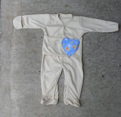 Clothing For Babies Needing G Tubes For Tube Feeds