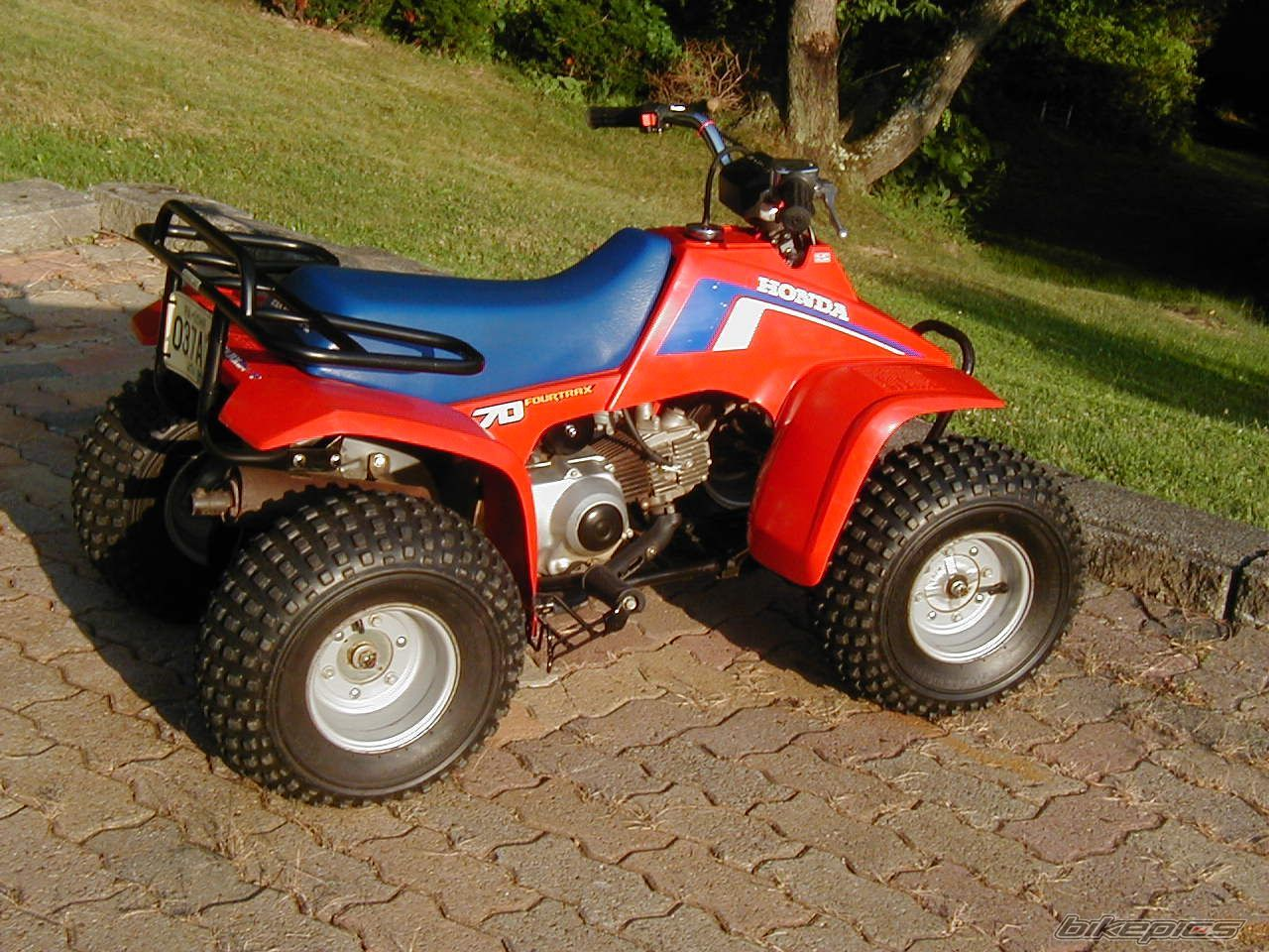 1985 Honda Trx 70  Fourtrax