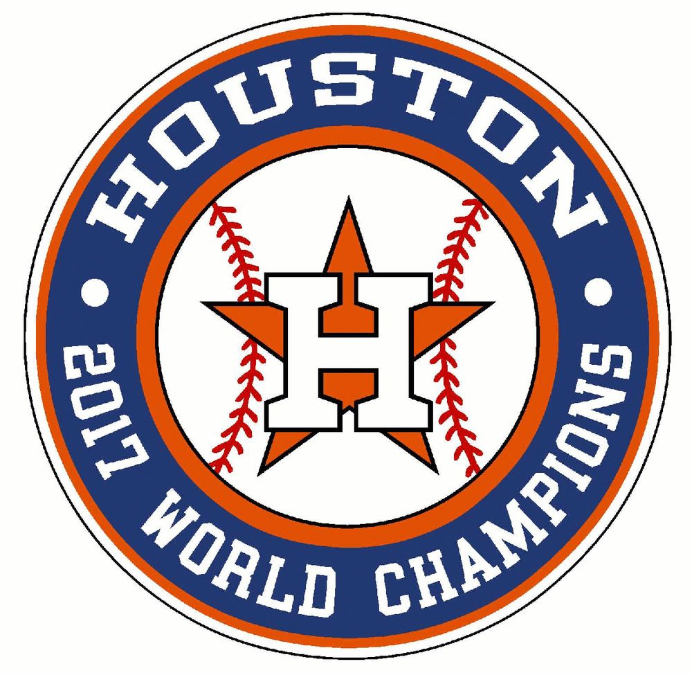 Houston Astros 2017 World Series Champions Sticker Decal Mlb Baseball World Series Astros World Series World Series