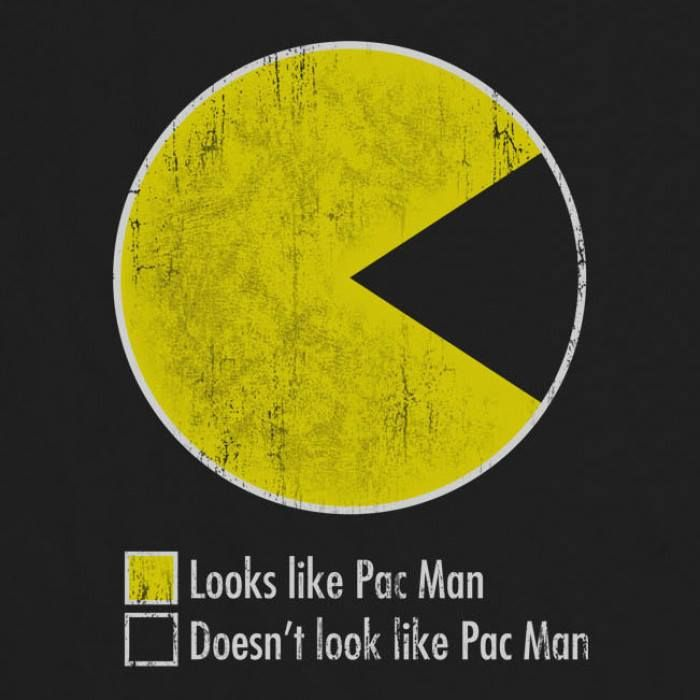 Pac Man Pie Chart Haha Pinterest Pie Charts Laughter And Humor