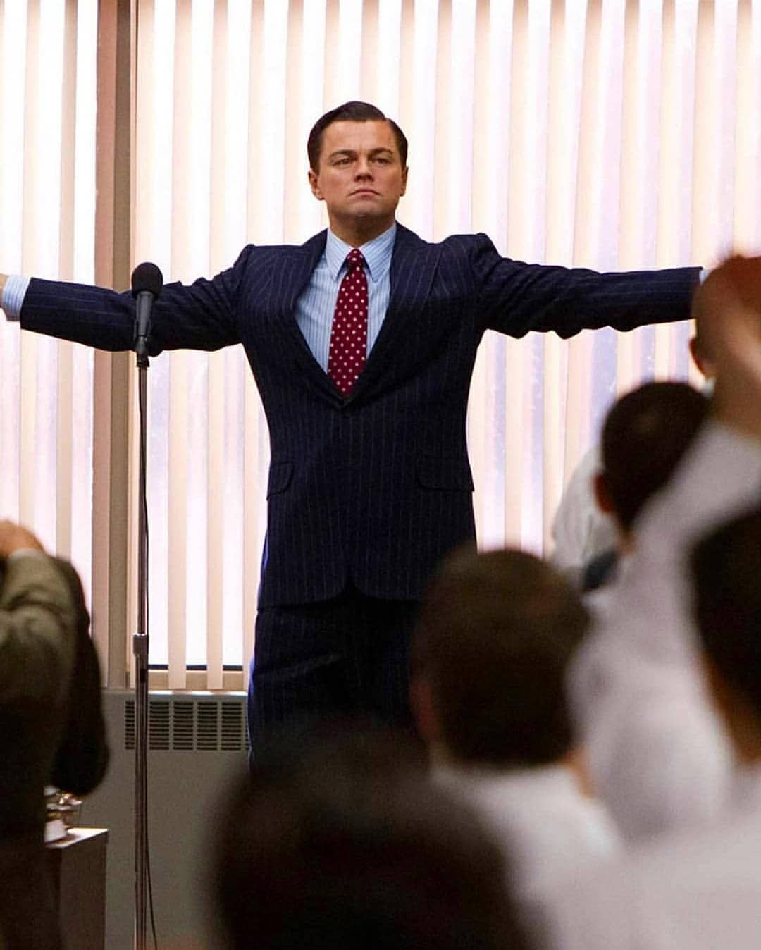 """Leonardo Dicaprio Accent Wolf Of Wall Street: Leonardo DiCaprio As Jordan Belfort In """"The Wolf Of Wall"""