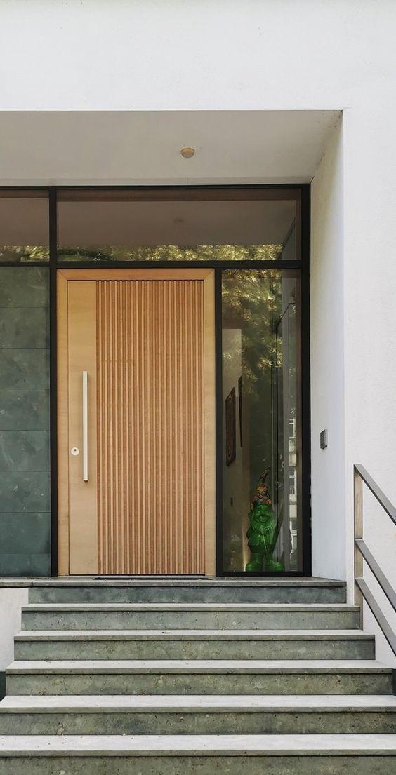 Tipos de porta: como escolher o melhor modelo +20 decorações