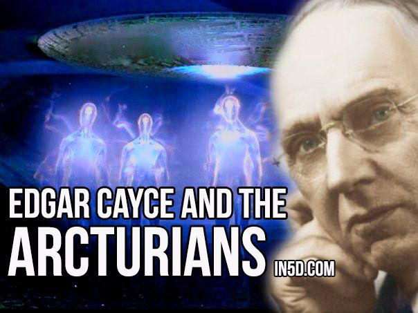 Edgar Cayce Talking About The Arcturians (With images) | Edgar ...