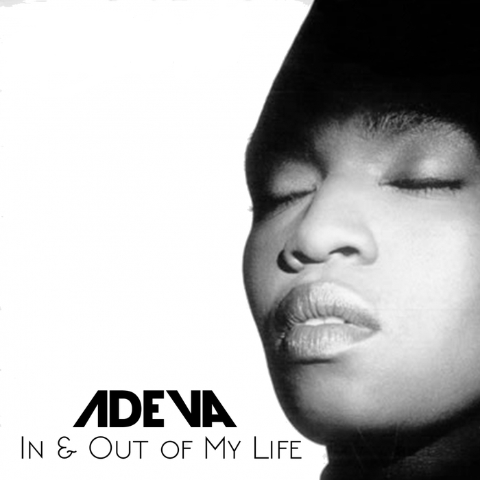 Adeva – In And Out Of My Life (single cover art)