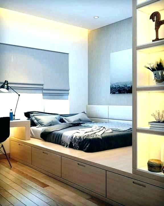 Ikea Raised Bed Tall Loft Frame Small Space Living Room Japanese Style Bedroom Small Room Design