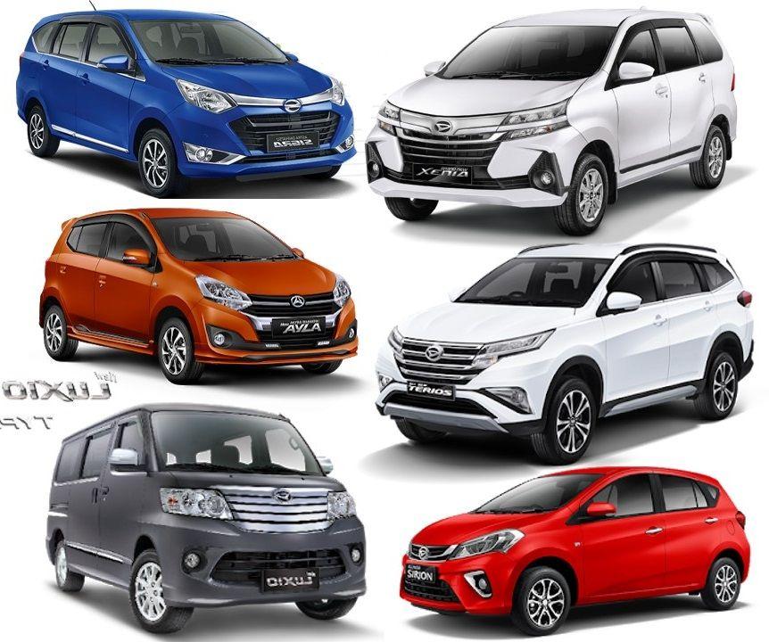 Daftar Harga Terbaru Daihatsu Daihatsu Mobil
