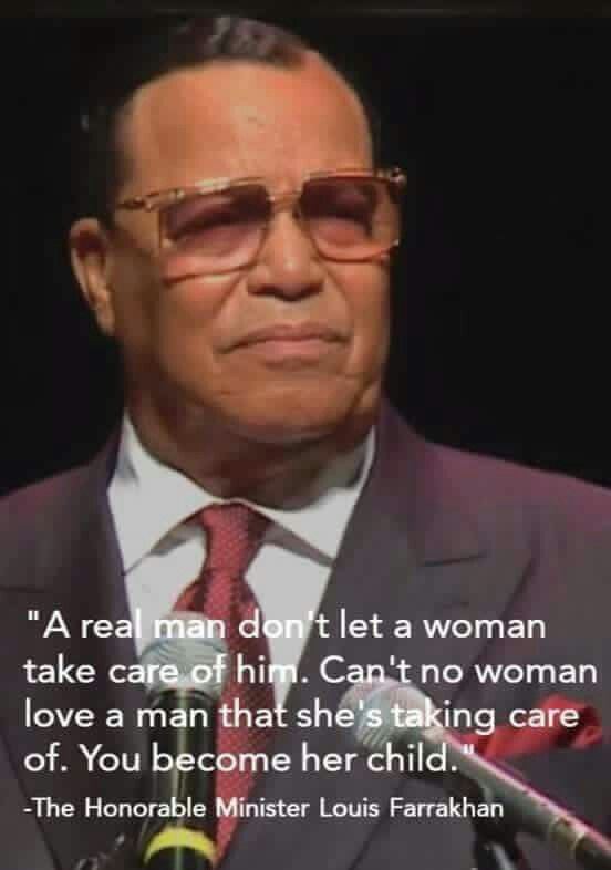 Minister louis farrakhan on homosexuality in japan