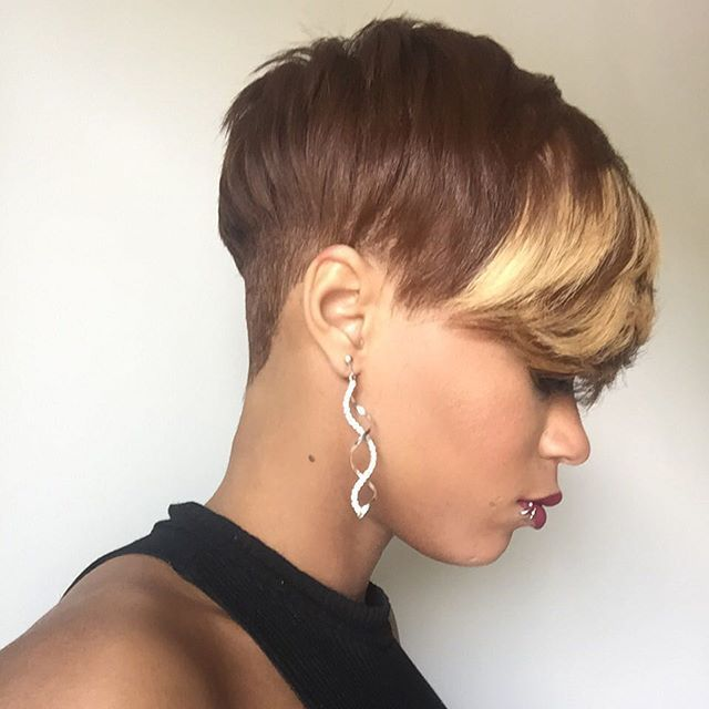 pindee dee 💋 on hair and beauty  short sew in