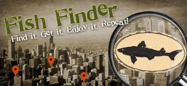 Dogfish Fish Finder | 2014 Availability Calendar Dogfish Head Brewing Co Seasonal