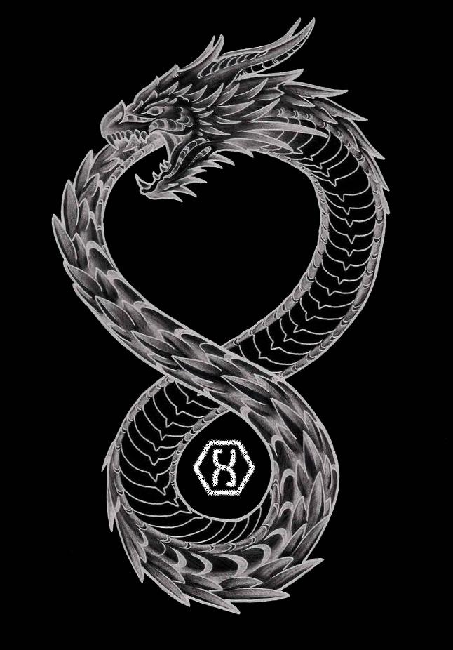 Pin By Carlos Ledesma On Tattoo Ouroboros Tattoo Dragon Tattoo Chinese Symbol Tattoos