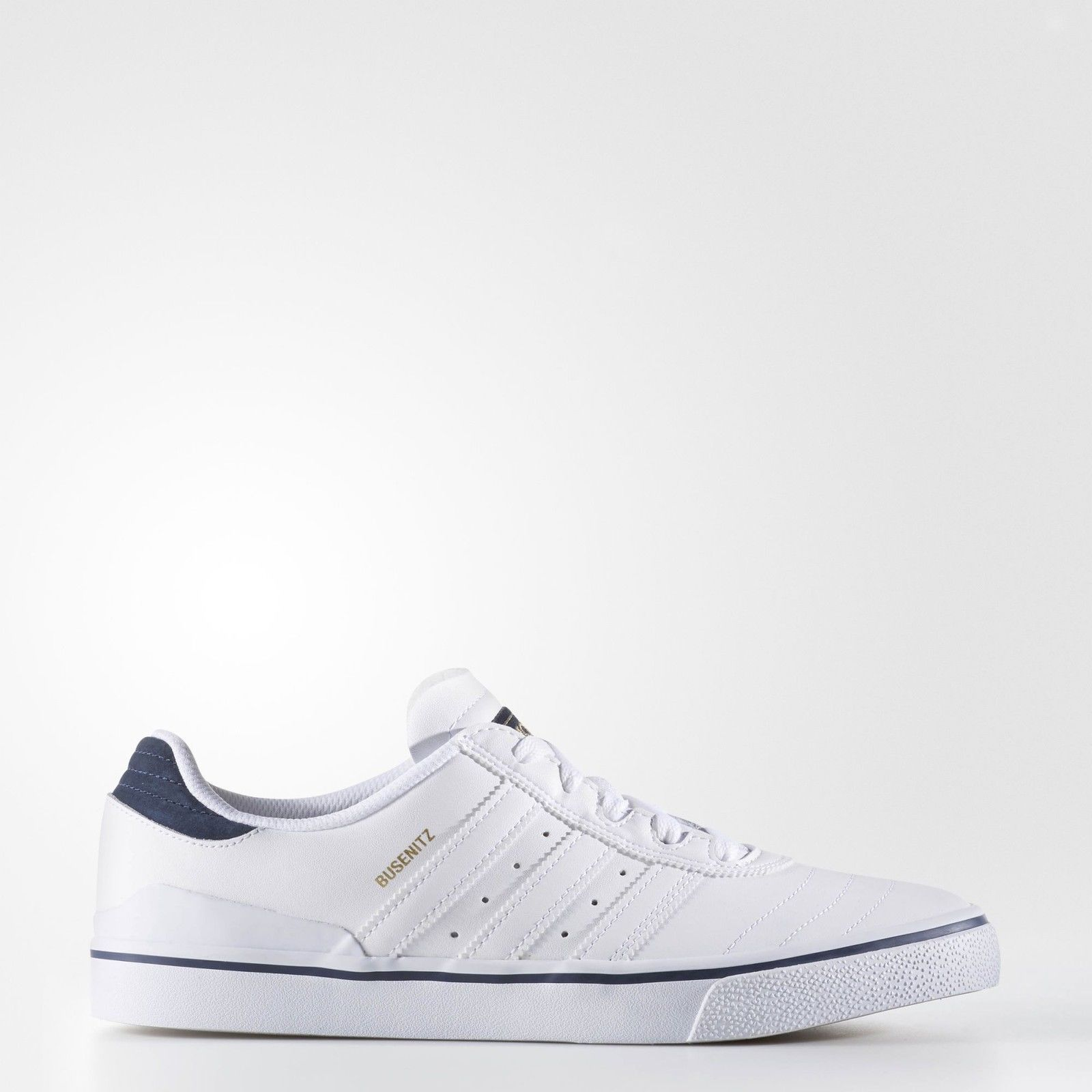 cheaper b6a70 6f216 adidas Originals Mens Busenitz Vulc Fashion Sneaker White BB8445