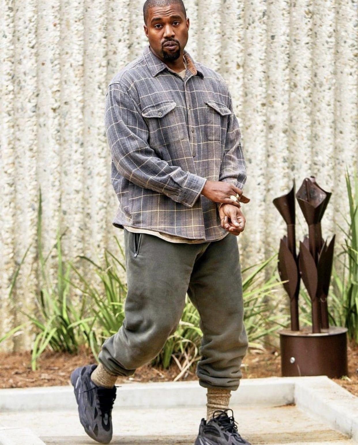 Kanyewest Adidas Yeezyseason Kanye West Outfits Kanye West Style Kanye Fashion