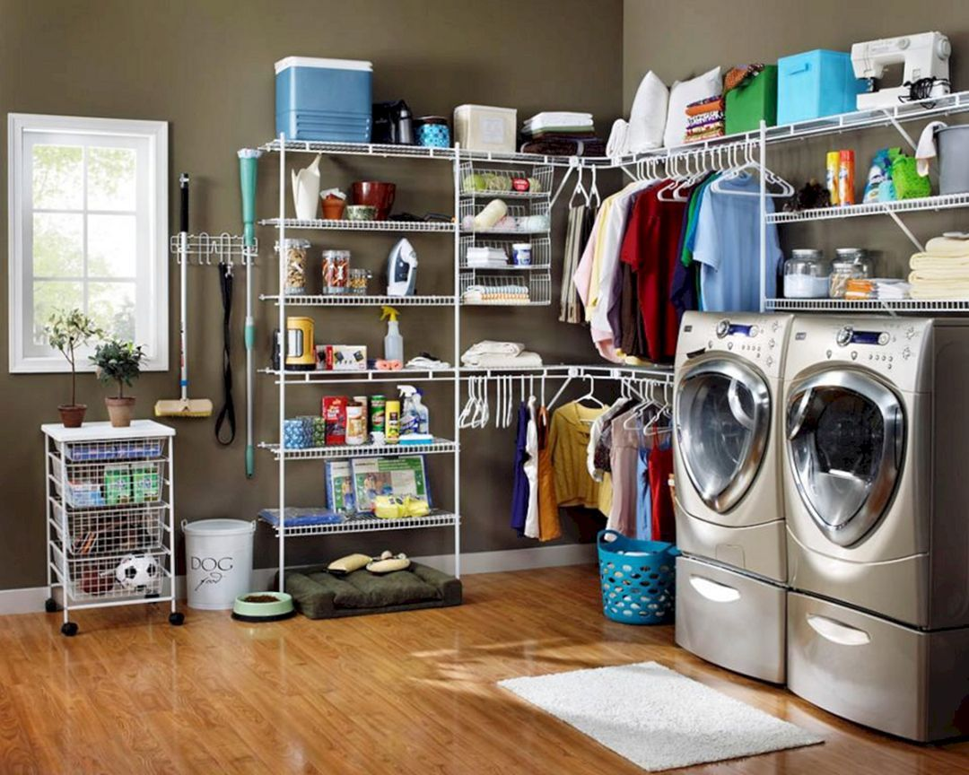 23 Marvelous Laundry Room With Best Storage Ideas With Images