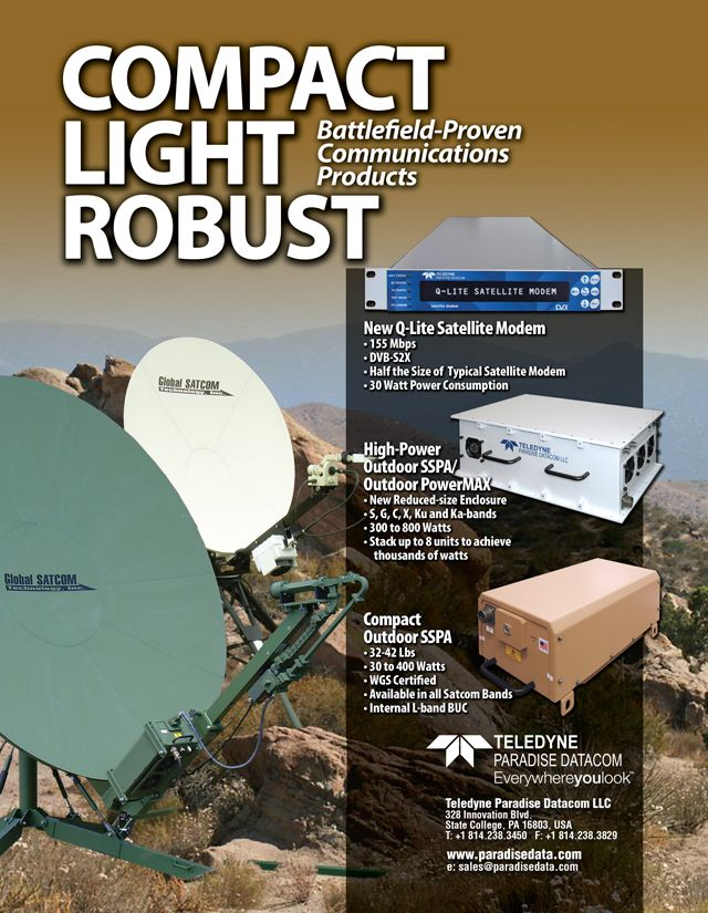 Teledyne Microwave Battlefield Proven Communications Http Www Teledynemicrowave Com Images Advertising Web Communications Battlefield Solutions