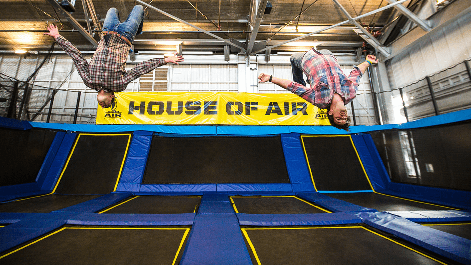 House of Air Founders Dave Schaeffer and Paul McGeehan