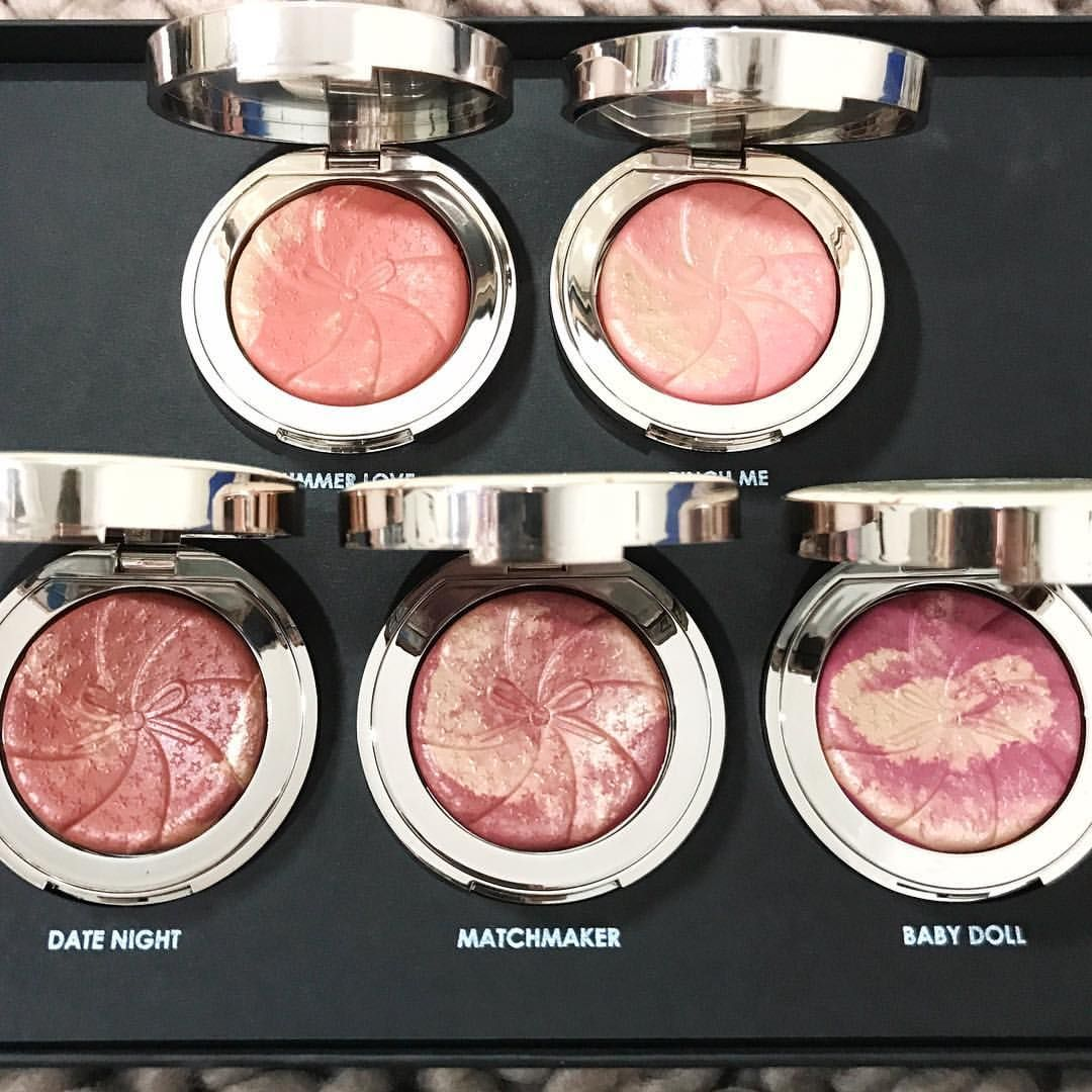 Ciate Makeup: The NEW @ciate Glow-To Illuminating Blushes