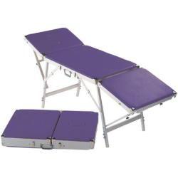 Photo of Banc de massage valise Egema avec tête de lit, LxPxH 188x60x73 cmSport-tec.de