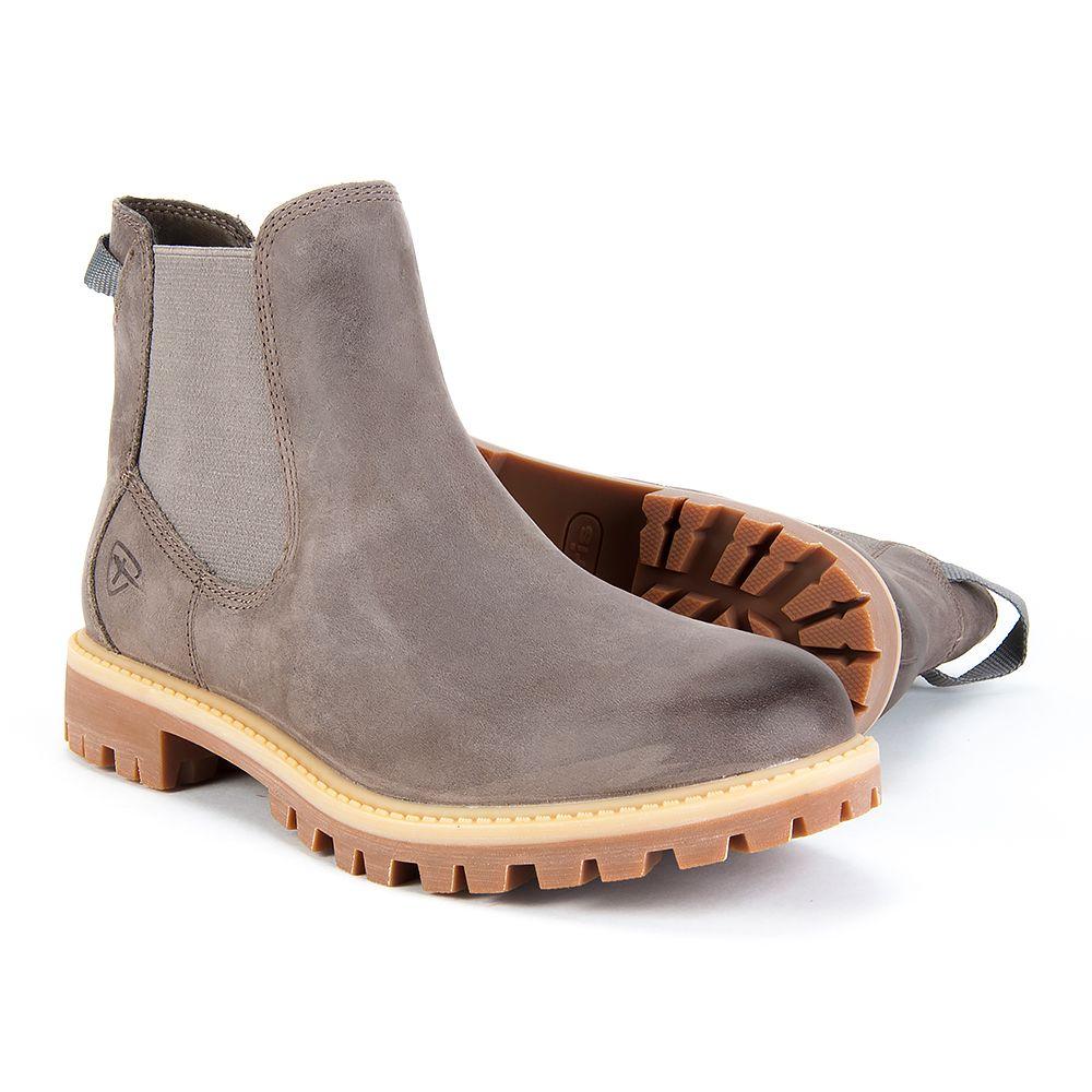 Botki Tamaris 1 25401 27 314 Cigar Szare Dream Shoes Boots Chelsea Boots