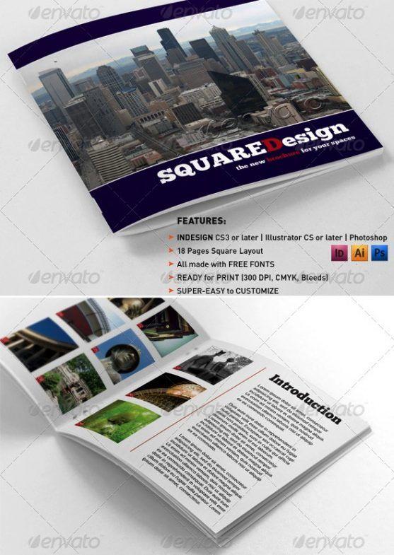 Desain Booklet Template Premium Download contoh katalog dan - booklet template