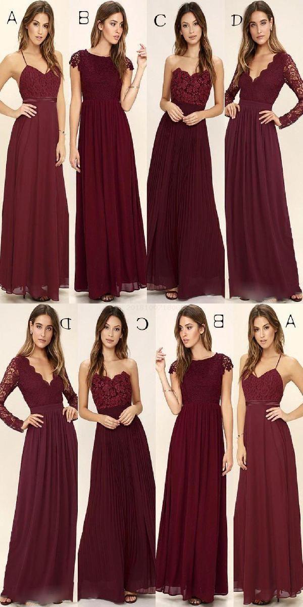 Pin On Bridesmaid Dresses 2019
