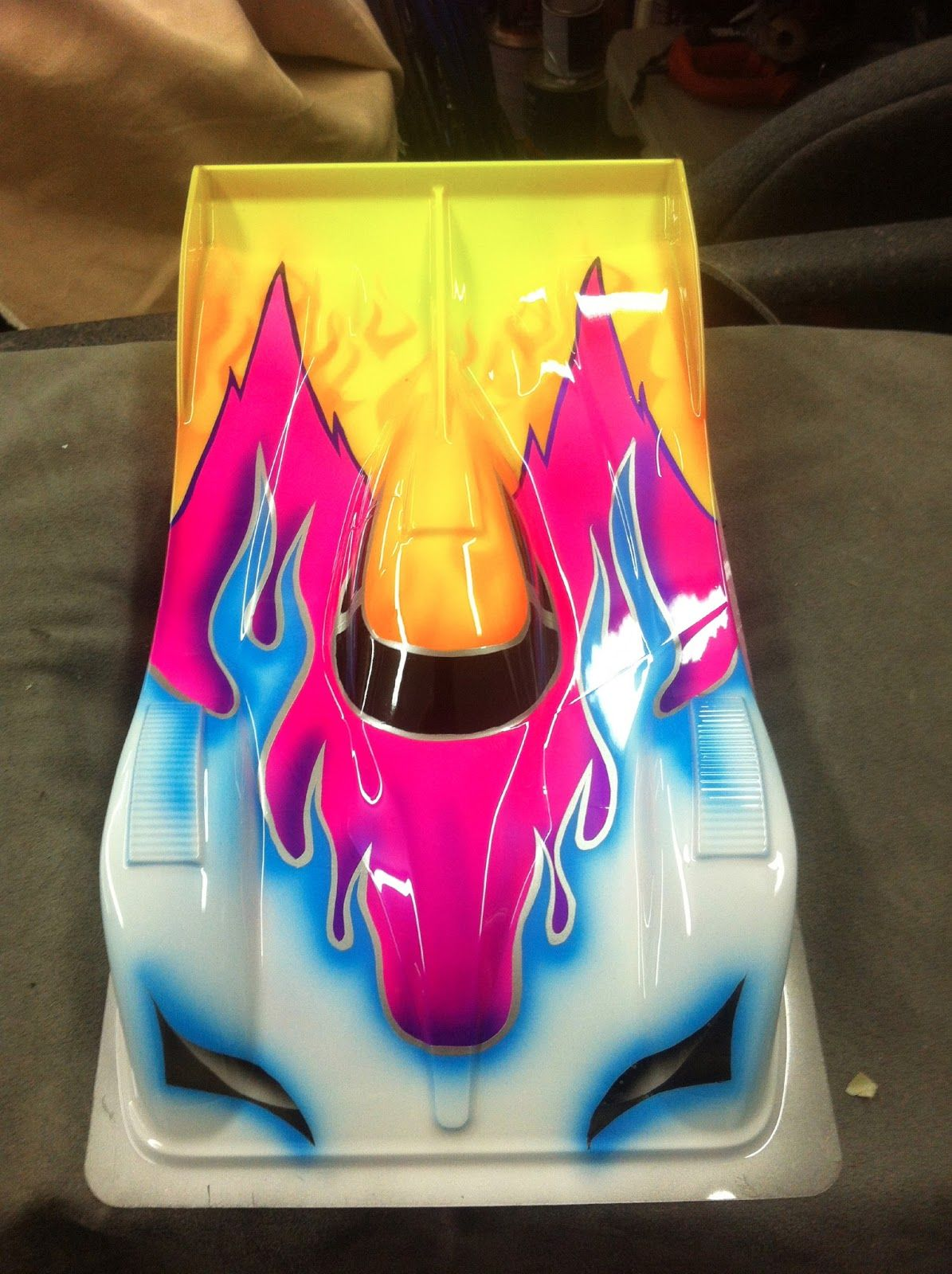 Rockstar Paint Rc Cars