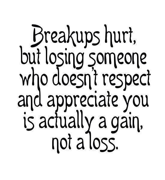 happy after break up quotes
