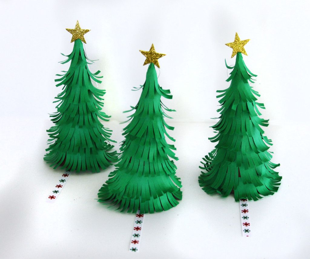Awesome Christmas Tree Pinata Part - 8: DIY Mini Piñata Christmas Tree Ornament - Growing Up Bilingual