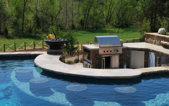 47 best ideas about Awesome Pools on Pinterest | Pool houses, Pool spa and Pool  backyard