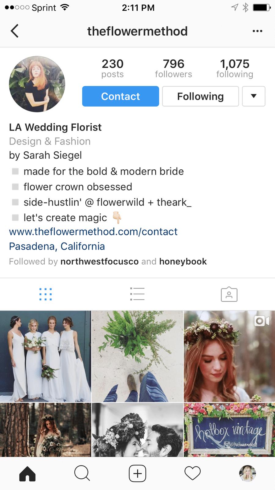 How To Write An Instagram Bio That Gets Leads With Examples Inhouss Instagram Bio Facebook Bio Insta Bio