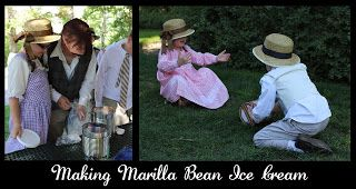 Creative recipes for an Anne of Green Gables Party
