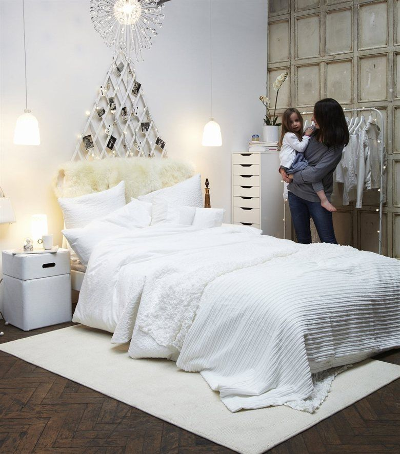 Festive bedroom inspiration | Don't leave the season at your bedroom door | Ideas by stylist Ashlyn Gibson | live at IKEA FAMILY