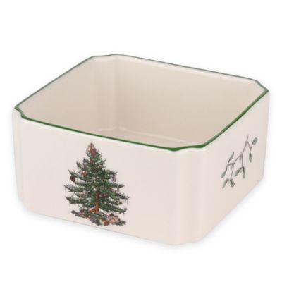 Spode® Christmas Tree Sugar Packet Holder Natal Pinterest