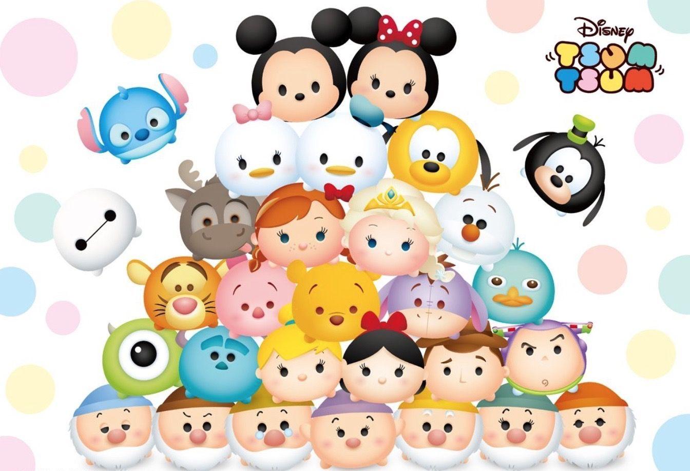 Tsum Tsum Collection Tsum Tsum Wallpaper Disney Tsum Tsum Tsum Tsum Party
