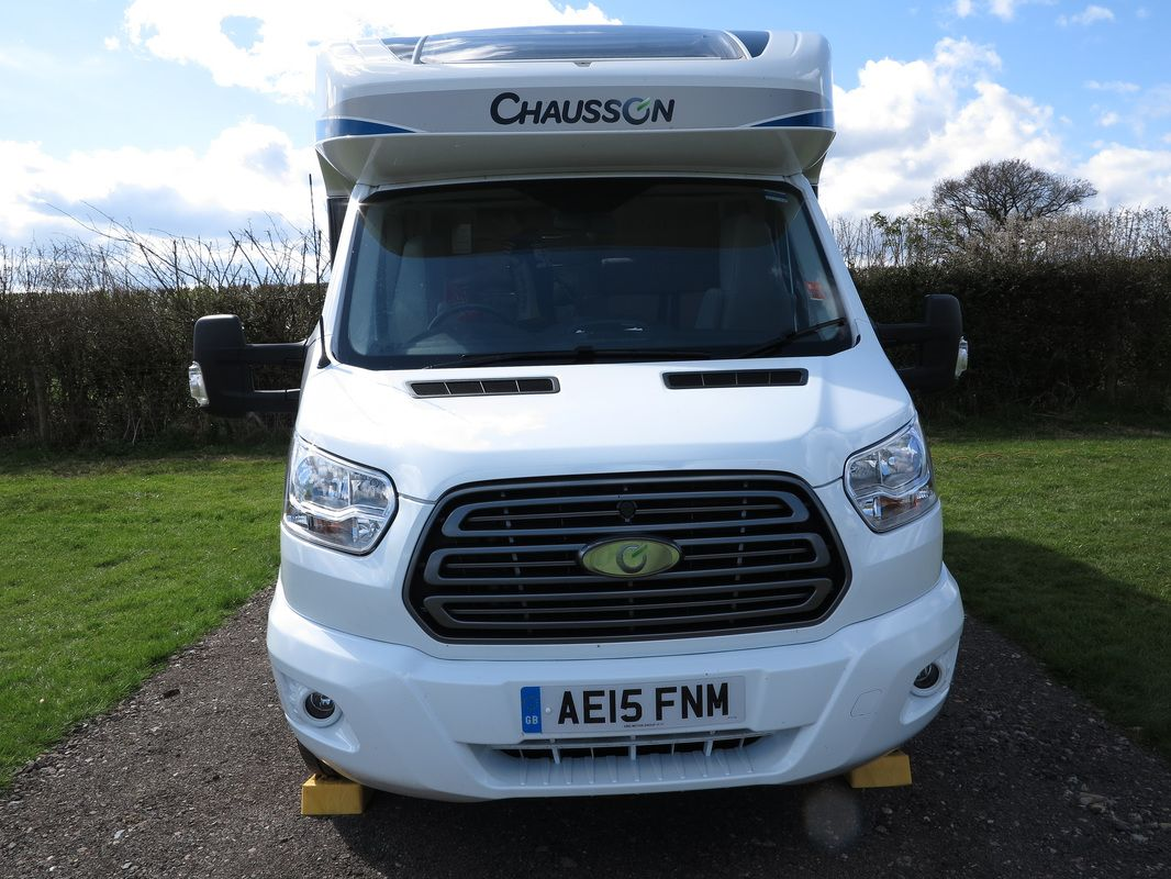Is A Panel Van Conversion Or Coach Built Motorhome The Best Buy