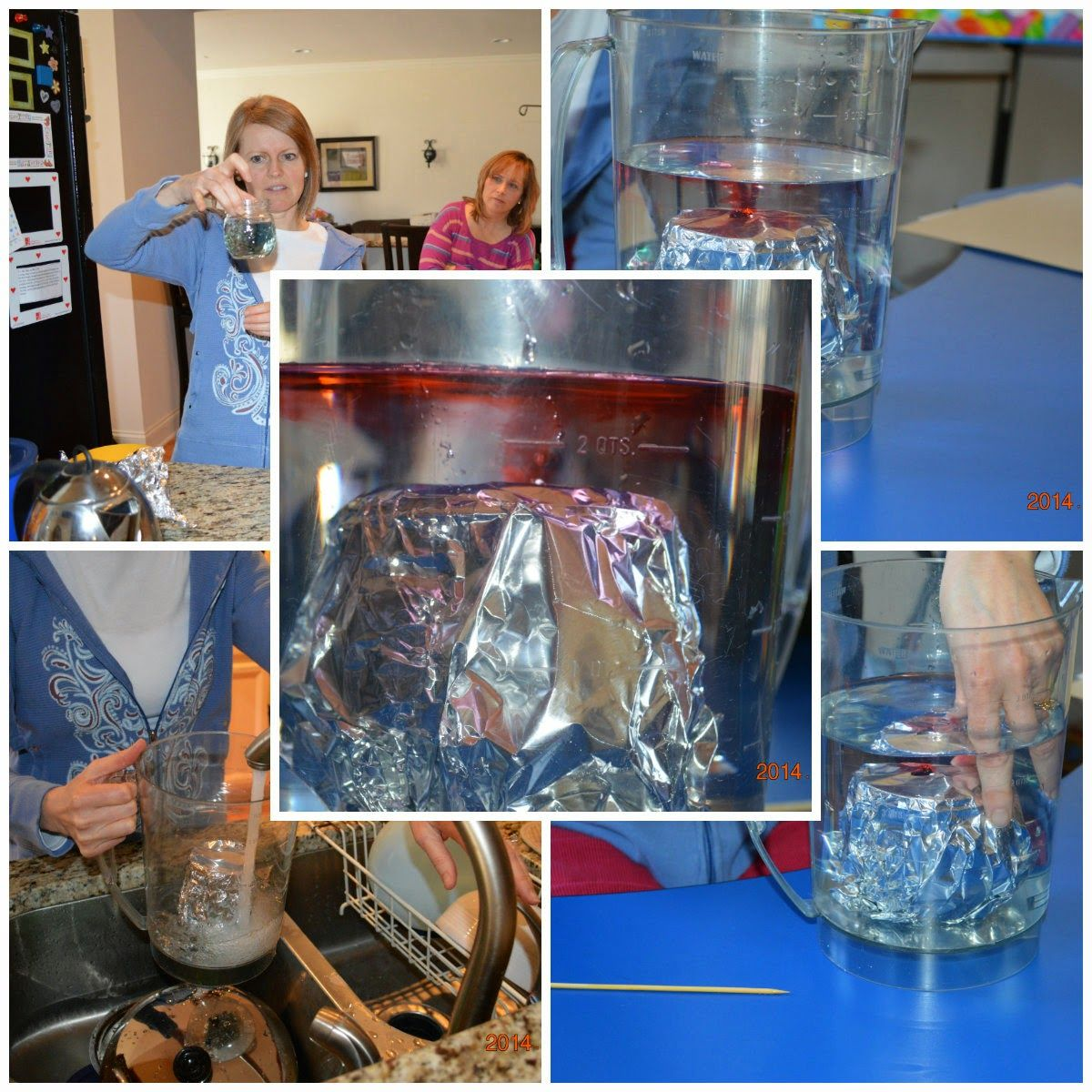 Teaching The Difference Between Convection Conduction
