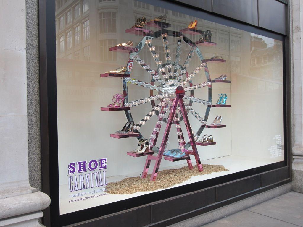 Selfridges Shoe Carnival
