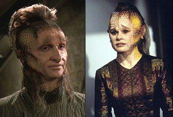 Star Trek Species N To Z / Characters - TV Tropes