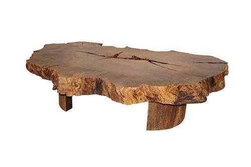 Carp Imbuia Coffee Table Made with aged wood Imbuia wood from