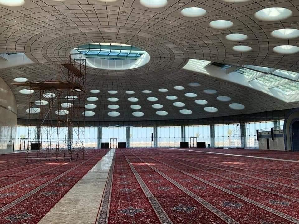 University Of Tabuk Mosque An Architectural Marvel World Architecture Architecture Mosque Tabuk