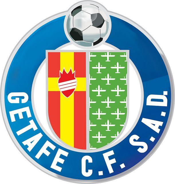 Getafe Club De Futbol S A D Football Team Logos Soccer La Liga