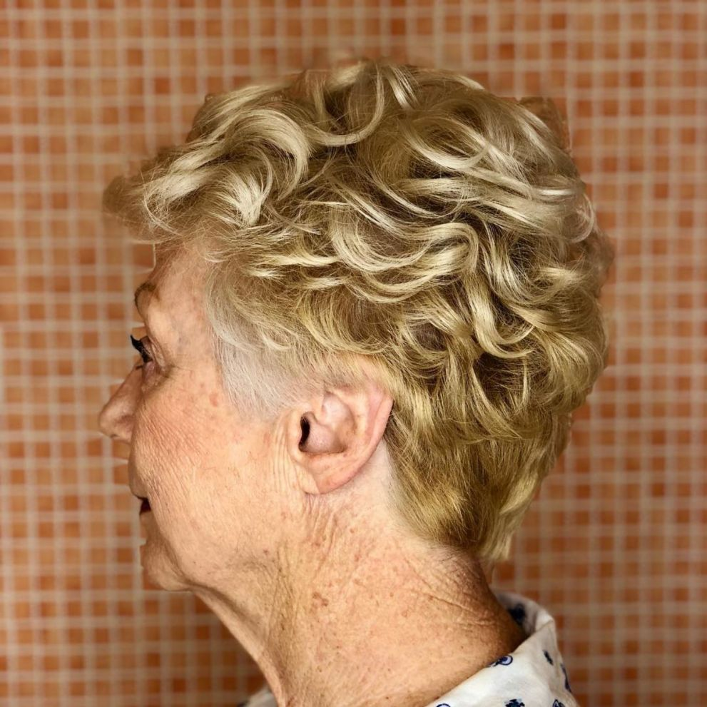The Best Hairstyles And Haircuts For Women Over 70 Permed Hairstyles Short Hair Older Women Cool Hairstyles