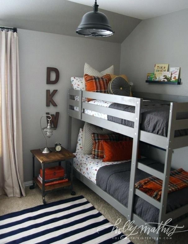 Boys Bedroom Furniture Ideas Awesome Boy Room By Holly Navy Gray