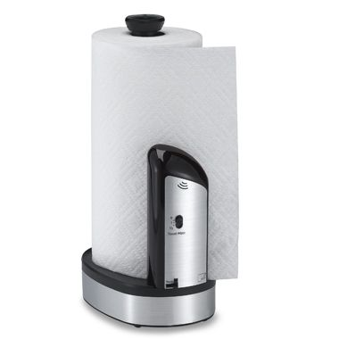 Bed Bath And Beyond Paper Towel Holder Glamorous Itouchless® Towelmatic™ Automatic Paper Towel Holderbed Bath Inspiration