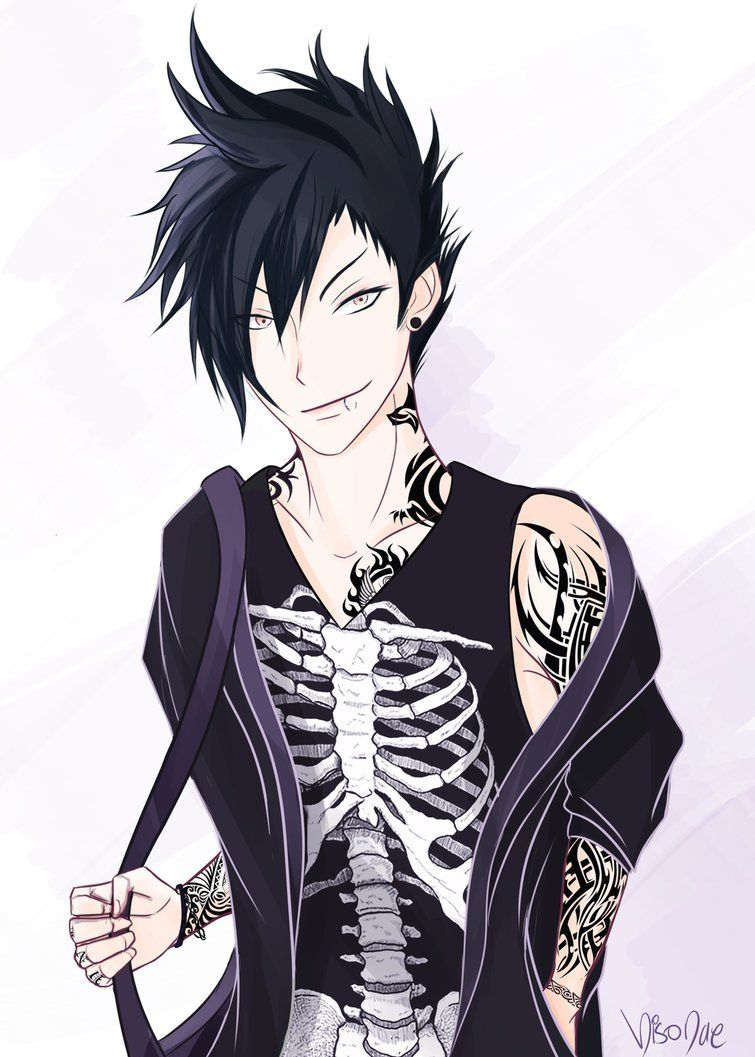 Punk Kuroo by hisonae WWW Pinterest Punk and Anime